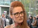 Jennifer Weist: Jennifer Rostock Sängerin in brutalen Überfall verwickelt