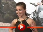 Sarah Tkotsch gibt Tipps gegen die Hitze