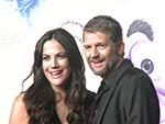 """Bettina Zimmermann und Kai Wiesinger: Schwangerer Auftritt und """"kleiner Zoff"""" bei Filmpremiere"""