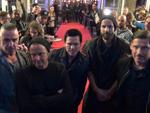 Rammstein feiern Premiere: Till Lindemann mit krasser Frisur!