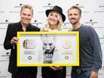 Sarah Connor: Mit Gold und Platin geehrt