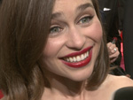"Emilia Clarke: ""Game of Thrones""-Reunion auf der Fashion Week"