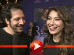 """Fahri Yardim und Esra Inal bei der """"8 Sekunden""""-Premiere in Berlin"""
