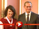 Verleihung des Berliner Landesordens 2015