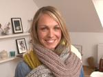 """Magdalena Neuner: Strickt den """"Schal fürs Leben""""!"""