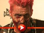 Maxi Arland als Zombie-Werwolf
