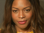 James Bond-Star Naomie Harris: Sexy im KaDeWe