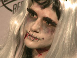 Sarah Knappik: Krasses Gesicht!