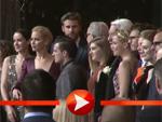 """Welt-Premiere von """"Die Tribute von Panem – Mockingjay 2"""" in Berlin"""