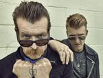 Eagles of Death Metal spielen wieder in Paris: U2 holen sie zurück auf die Bühne