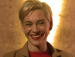 Christiane Paul: Plötzlich erblondet