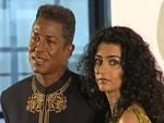 Ehe-Streit bei Jermaine Jackson: Polizei-Einsatz nach Beiß-Attacke