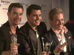 "Smago Award: Florian Silbereisen zeigt seine ""Boygroup"""