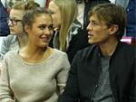 Basketball-Pokal-Finale in München: Warum kam Alena Gerber mit Clemens Fritz?