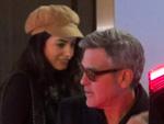 George Clooney: Mit Ehefrau Amal in Berlin gelandet!