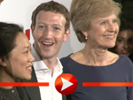 Mark Zuckerberg bekommt den Axel Springer Award 2016