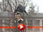 Freestyle Moto-Cross Show bei den Berliner Motorrad-Tagen 2016