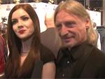 Nathalie Volk und Frank Otto: So hat es bei ihnen gefunkt