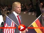 Oliver Pocher gab beim Echo 2016 den Donald Trump