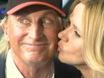 Veronica Ferres küsst Otto Waalkes: So rasant fährt die Schauspielerin Auto!