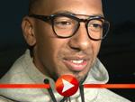 Jerome Boateng ist unter die Brillen-Designer gegangen