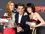 New Faces Award 2016: Lea van Acken sexy und ausgezeichnet!