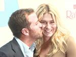 Rafael van der Vaart: Heiße Küsse beim ersten Auftritt mit Freundin Estavana!