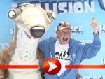 """Otto Waalkes feiert die """"Ice Age – Kollision voraus""""-Premiere in Berlin"""