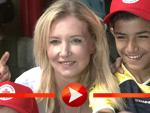 Jette Joops Zoo-Besuch mit Flüchtlingskindern