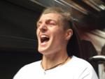 Achterbahn-Fan Toni Kroos: Hätten Sie ihn erkannt?