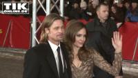 Angelina Jolie und Brad Pitt: Scheidung! Trennung! Alles aus?