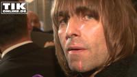 """Oasis-Star Liam Gallagher in Berlin: """"Ich will mich erstmal besaufen!"""""""