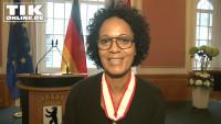 Ausgezeichnete Berliner: Landesorden für Mo Asumang und Lea Rosh