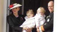 Nationalfeiertag in Monaco: Fürst Albert und Charlène mit Zwillingen, Charlotte Casiraghi zeigt Sohn