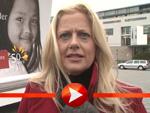 Barbara Schöneberger präsentiert die neue Kampagne von Terre des Hommes