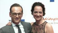 Kindernothilfe Gala: Natalia Wörner turtelt mit ihrem Minister