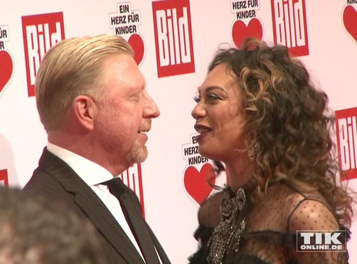 Boris Beckers Liebeserklärung an Lilly