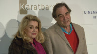 """Cinema For Peace"": Catherine Deneuve und Oliver Stone in Berlin"