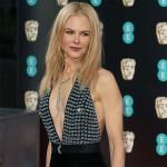 Nicole Kidman klatscht wie ein Seehund