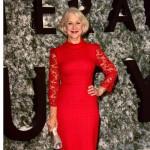Helen Mirren lachte erst mit 30