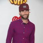 Adam Levine: Kampf ums erste Wort