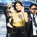 Kendall Jenner schmeißt ihren Sicherheitsmann raus
