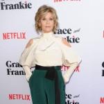 Jane Fonda: Sex-Toy-Studie für ihre Serie