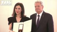 Bundesverdienstkreuz für Sibel Kekilli: Tränen!