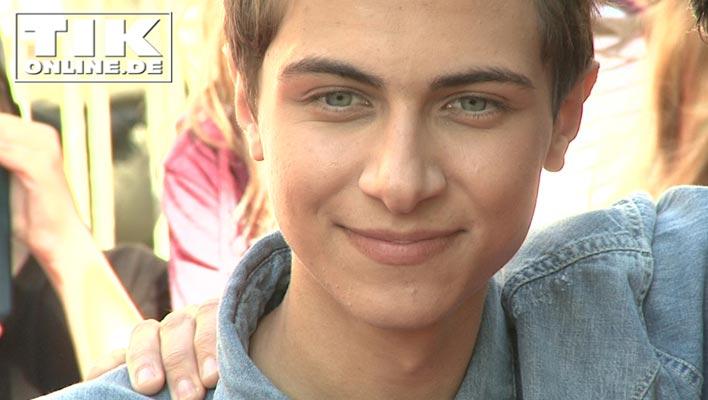 """Lukas Rieger bei """"Bigfoot Junior""""-Premiere - Der deutsche Justin Bieber macht jetzt Kino!"""