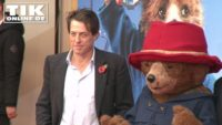 Paddington Bär weint wegen Hugh Grant!