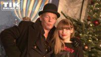 Roncalli Weihnachtscircus 2017 – Ben Becker zeigt seine hübsche Tochter Lilith
