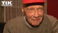"""Niki Lauda ist tot – """"Jede schlechte Erfahrung die man macht, gerade wenn es um Leben und Tod geht, stärkt einen natürlich für das weitere Leben."""""""