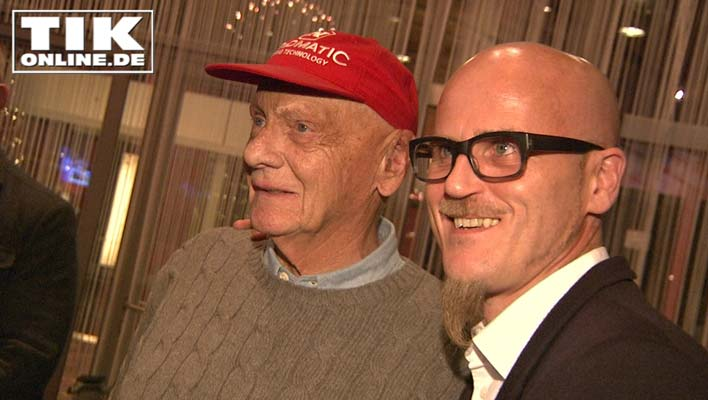 Niki lauda begeistert berlin bers zocken und sein tv for Koch zacherl
