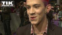 Daniele Negroni zeigt Mama-Tattoo – Wird er das Dschungelcamp rocken?